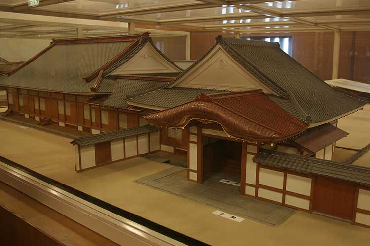 Models of Hommaru Palace-1F[9/15]
