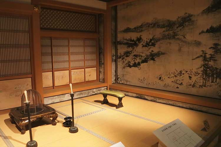 Room of Hommaru Palace-3F[2/23]