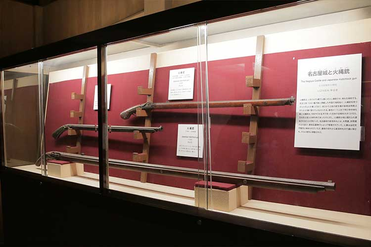 Exhibition of  matchlocks-4F[14/23]