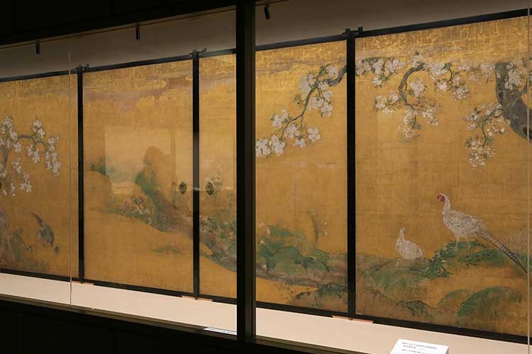 Murals and Screen Paintings of Hommaru Palace-1F[12/15]