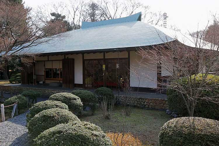 Ninomaru Tea House[10/22]