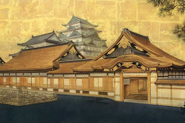 The completion image of Hommaru Palace[1/18]